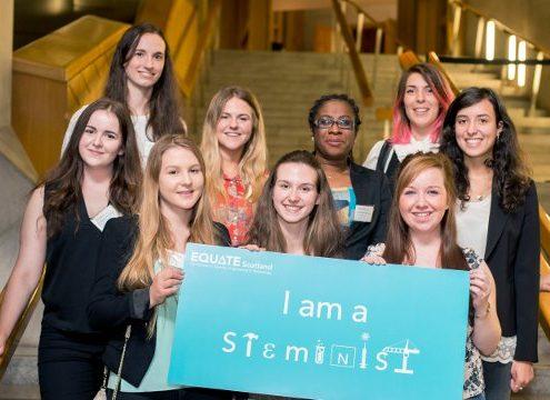 I am a STEMinist