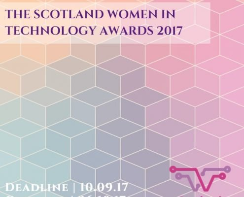 The Scotland Women in Technology Awards 2017