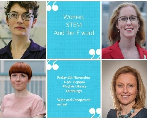 Women, STEM and the F word