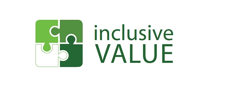 Logo: inclusive VALUE