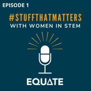 #StuffThatMatters - In conversation with Dr. Jackie Maybin