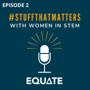 #StuffThatMatters - In conversation with Dr. Caroline Barelle